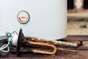 Heating Element Rust Scale Boiler