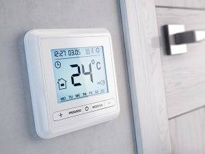 Modern Digital Programmable Thermostat