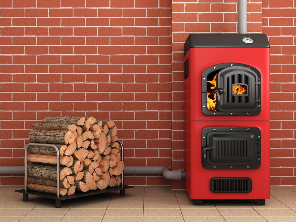 Solid Fuel Boiler Boiler Room